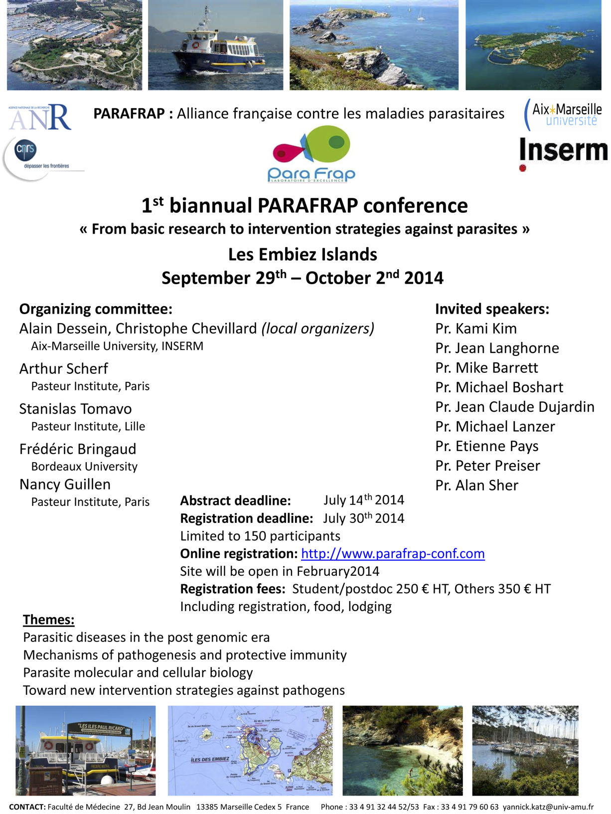ParaFrap International Parasitology Meeting